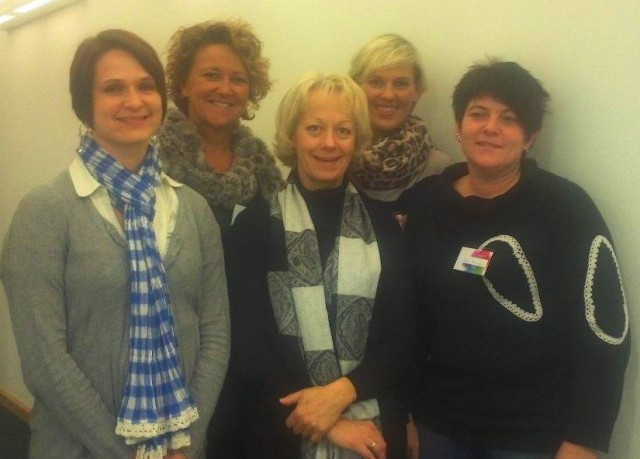 Kreftkoordinatorer på Nordmøre