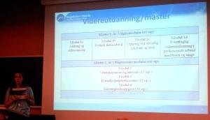 Oversikt over videreutdanninger på høyskolen i Molde.