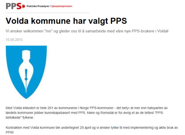 Volda PPS