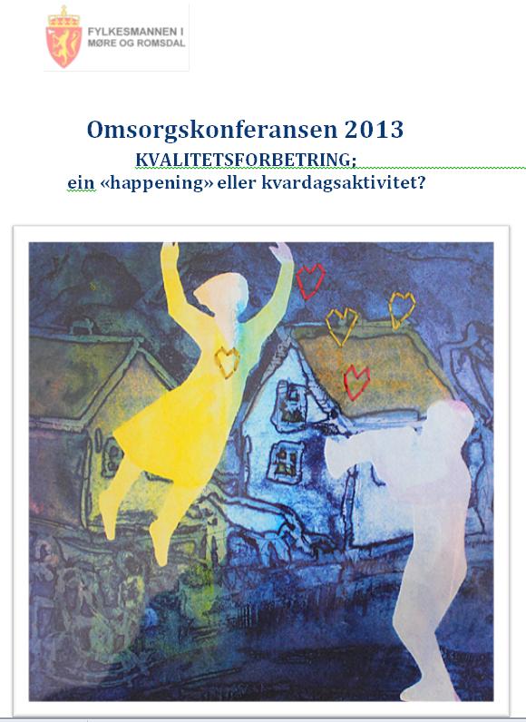 Forside Omsorgskonferansen 2013
