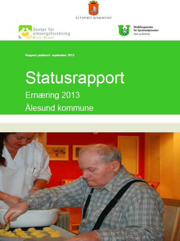 Statsurapport Ålesund forsiden