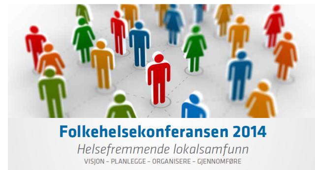 Folkehelsekonferansen 2014