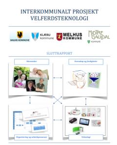 rapport interkommunalt prosjekt velferdsteknologi