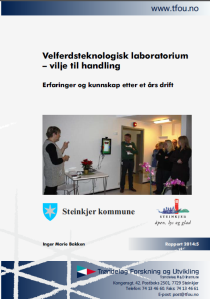 rapport om velferdsteknologisk laboratorium