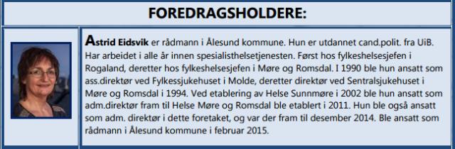 Astrid Eidsvik