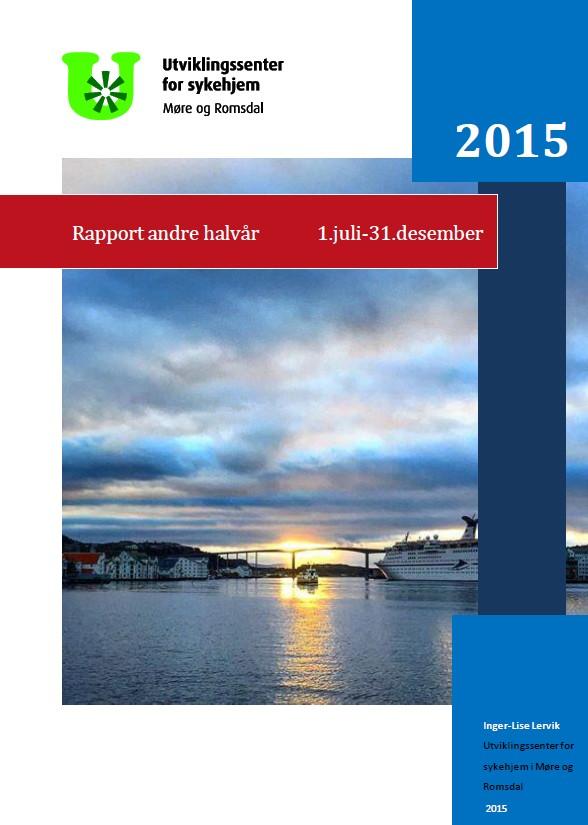Årsrapport USH Møre og Romsdal 2015