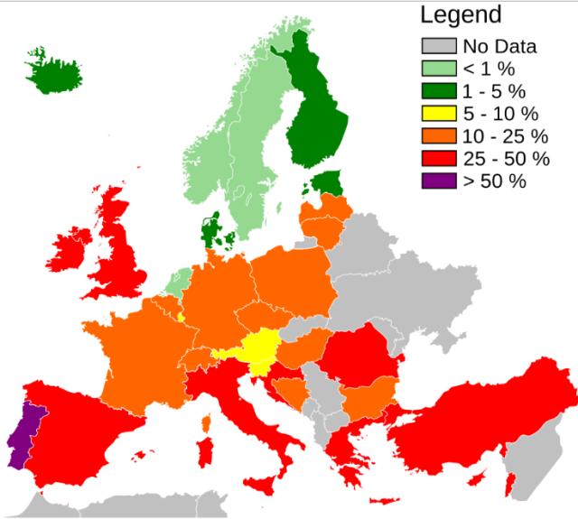 mrsa-kart-europa